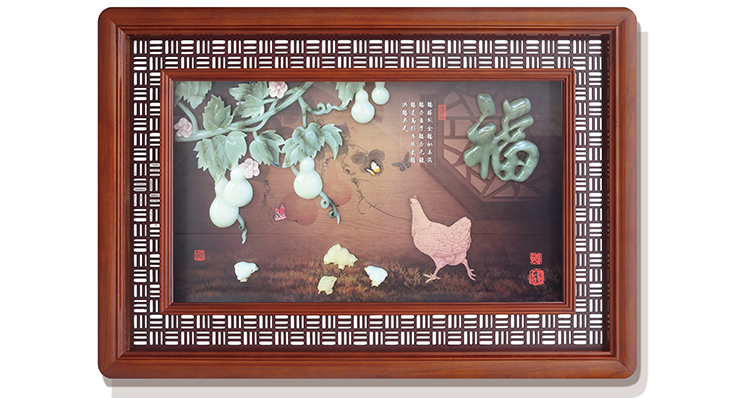 福(玻璃框)120X80cm-01