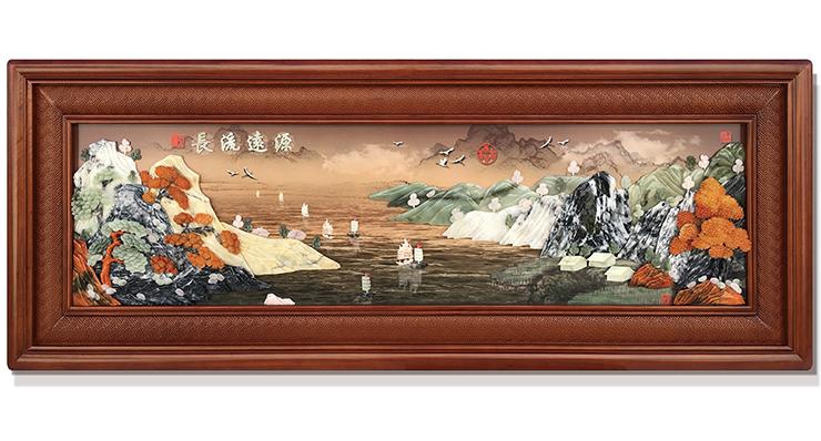 源远流长-新(精雕套框)220X80cm-01