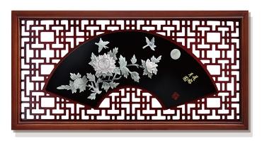 花好月圆(正扇)120X60cm-01