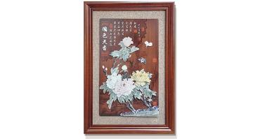 国色天香(方角框)120X80cm-01